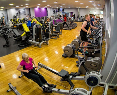 Picture of Dolphin Centre Gym