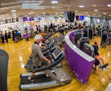 Picture of the Dolphin Centre Gym