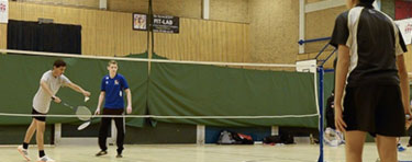 Indoor Sports Hall