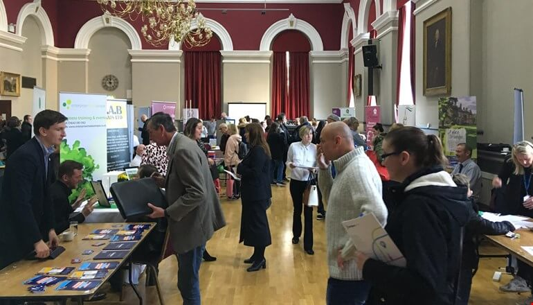 Success for Business Week and Jobs and Careers Fair