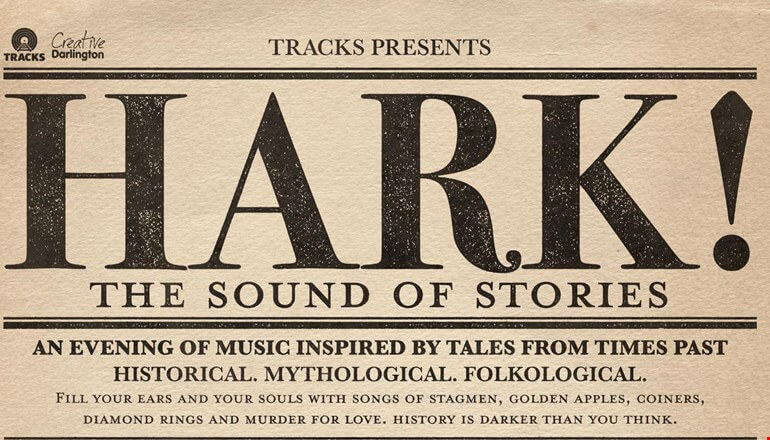 picture for HARK! The sound of stories