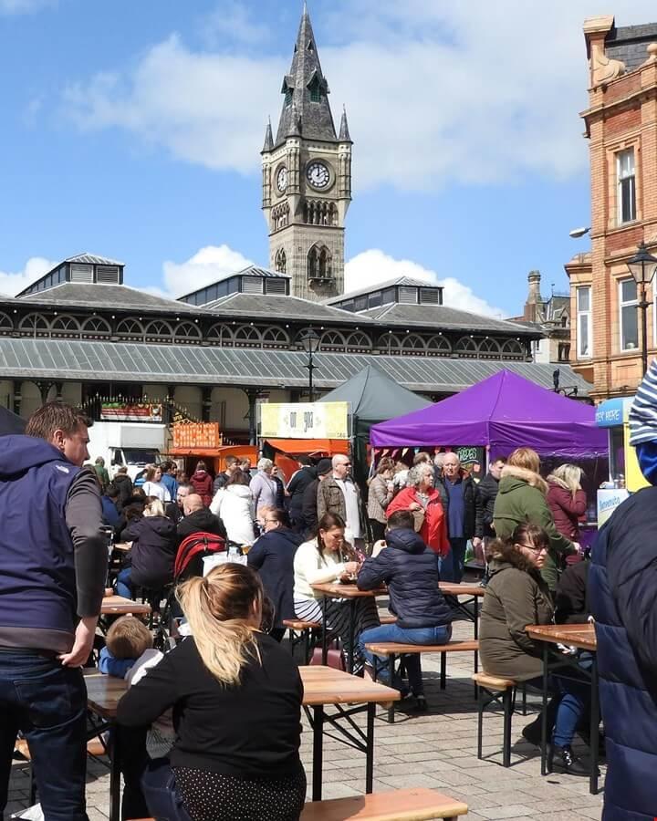 Darlington Food & Drink Festival 2020