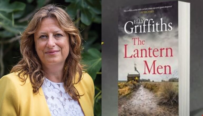 picture for Award winning crime writer heads to Darlington