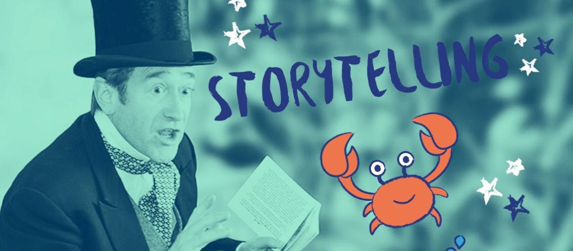 Storytelling: Whale Tales