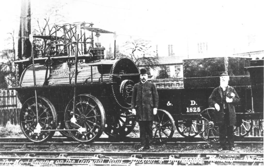 Locomotive Number One