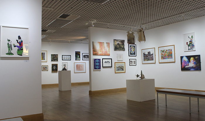 Greenfield Open exhibition gallery 2