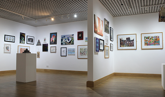 Greenfield Open exhibition gallery 1
