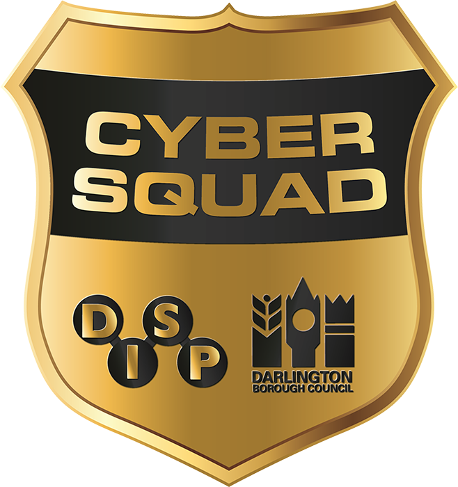 the cyber squad logo