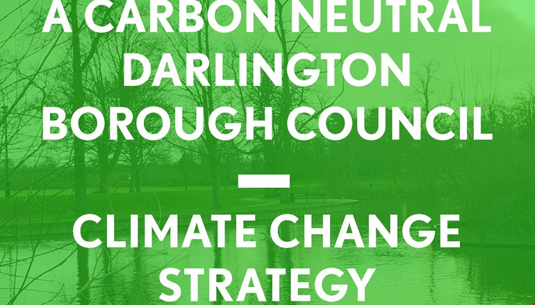 New Climate Change Strategy for Darlington