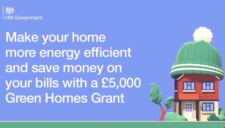Darlington consumers protected as Green Homes Grant launches