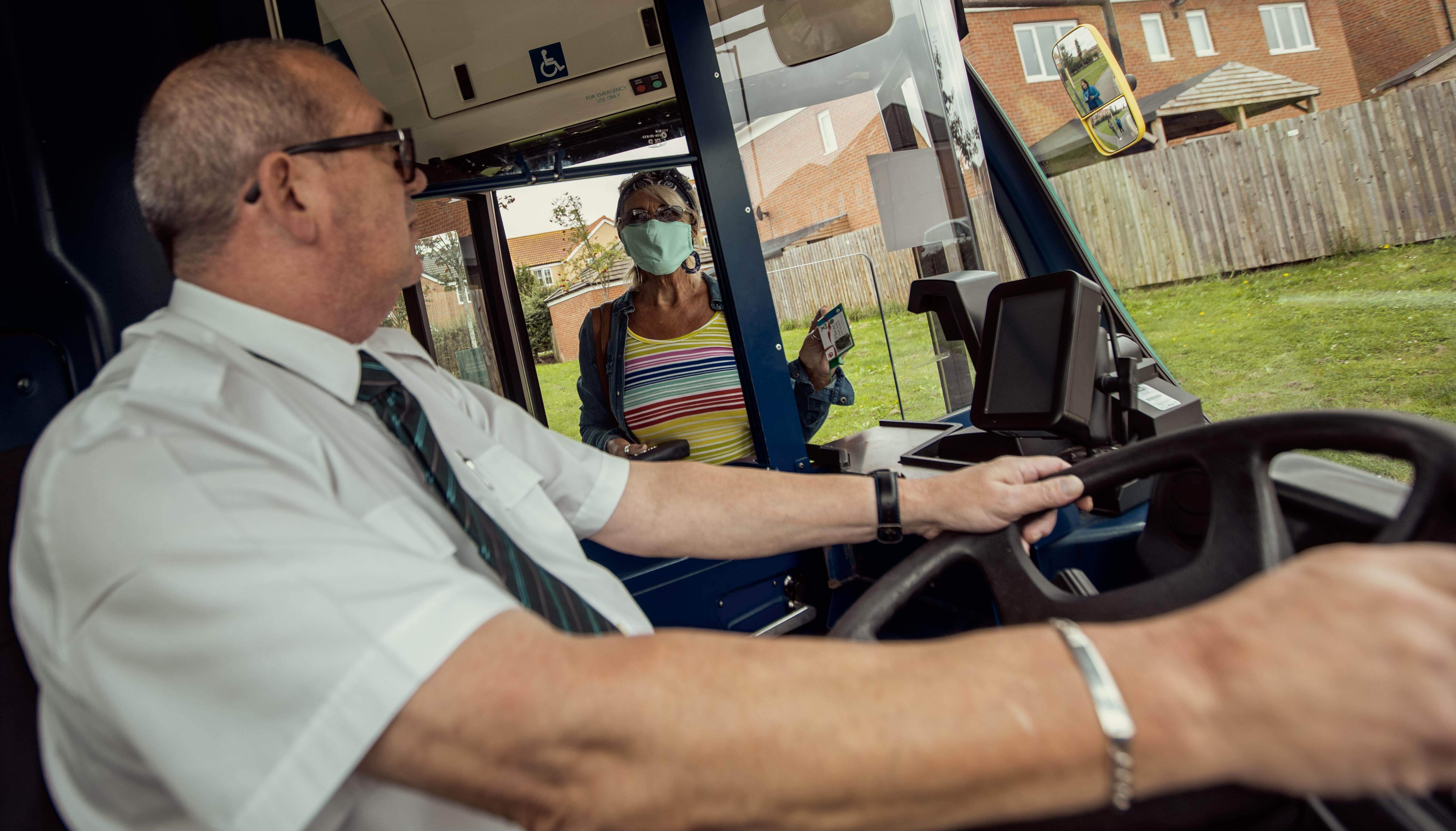 Disabled bus passes set for renewal