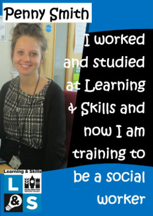 Penny Smith Social Worker Apprentice