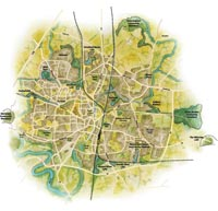 Small image of Green Spaces in Darlington