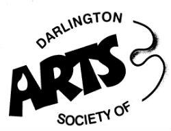 Darlington society of arts logo
