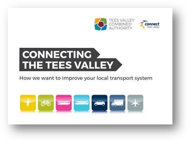 The Connecting Tees Valley logo