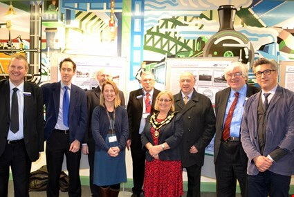picture for Bishop Line Heritage Celebrated Through New Platform Installations