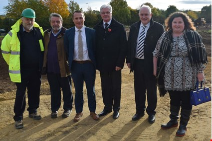 picture for Car park paves the way for sports hub expansion