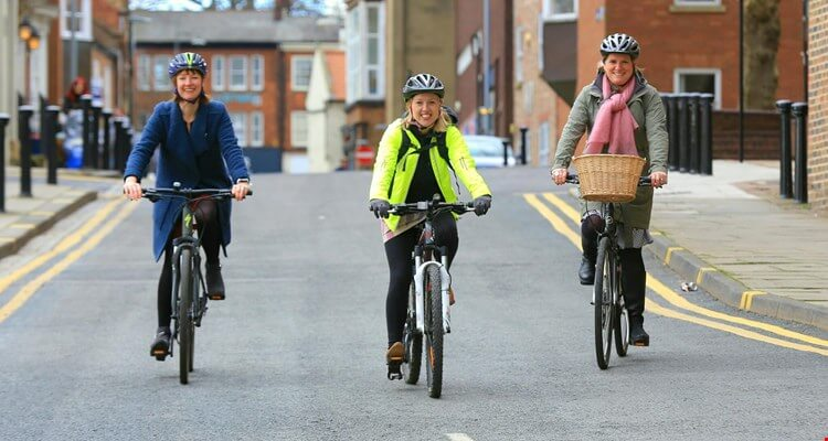 image for Tees Valley cyclists reach 1 million miles for cycling challenge and more are needed