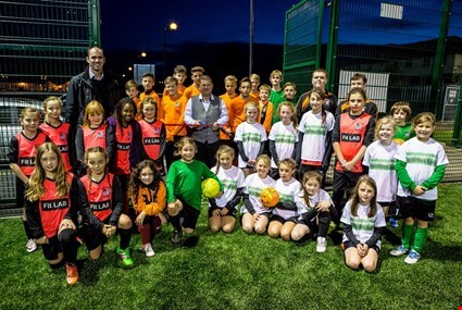 picture for State-of-the-art 3G pitch unveiled