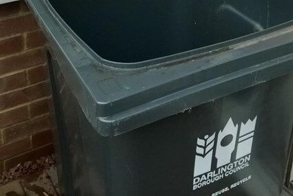 picture for New charges to replace refuse/recycling containers