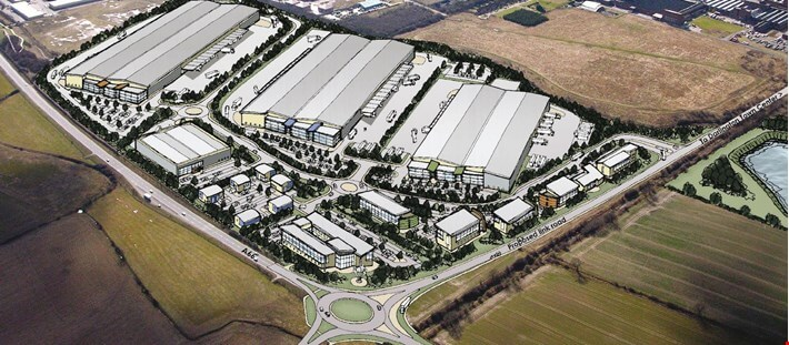 Continued development of Darlington's logistics offer announced