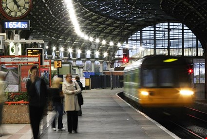 picture for HS2 takes root in Darlington