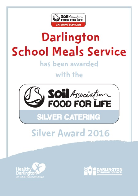 Image File For Catering Silver Award 2016