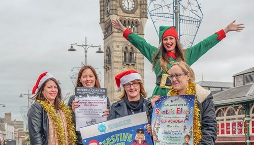 picture for All set for Christmas fun in Darlington