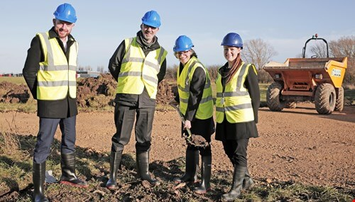 picture for Work set to get underway on Ingenium Parc industrial site