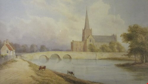 picture for Darlington through the eyes of artists