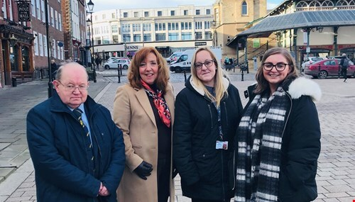 picture for Town centre ambassadors wanted