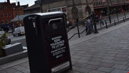picture for Private sector litter enforcement set to end