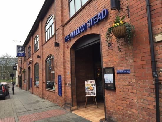 The William Stead bar and restaurant