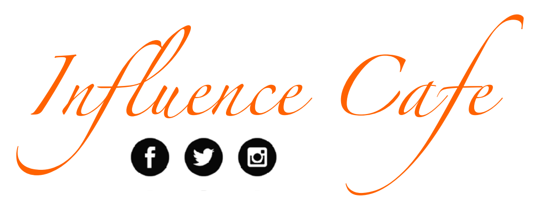 Influence cafe logo