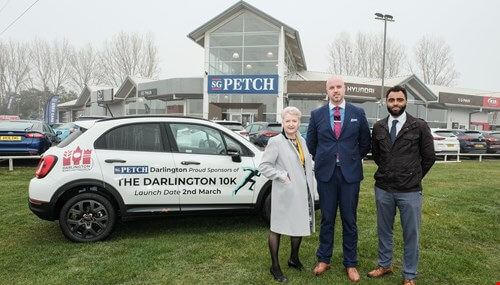 picture for Get set for this year's SG Petch Darlington 10k