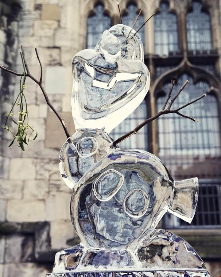 Darlington Ice Sculpture Trail