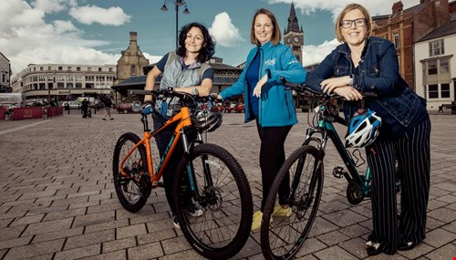 picture for Let's Go Ladies launched