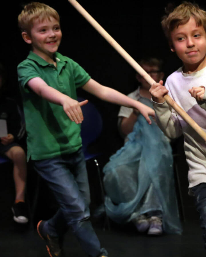 Play in a Day: Stone Soup
