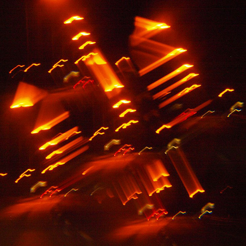 Motorway lights