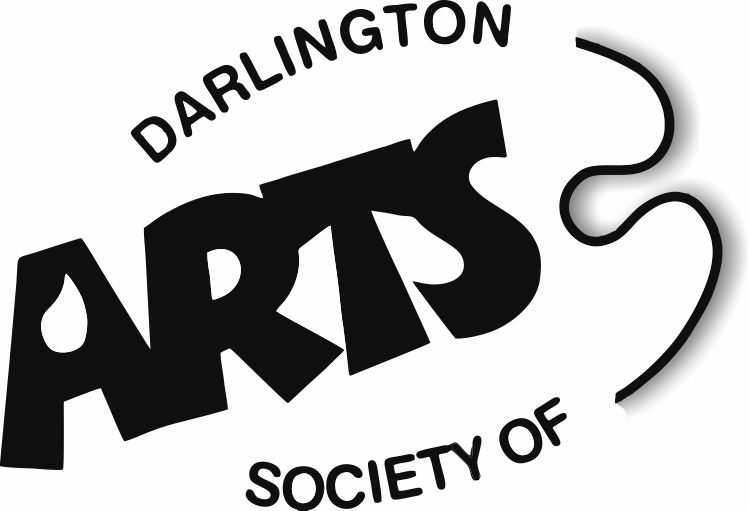 the Darlington Society of Arts logo